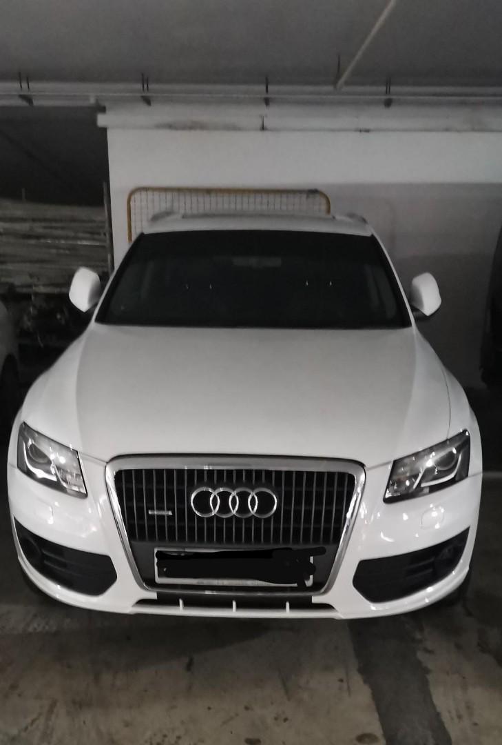 Car For Rent Audi Q5 2.0 TFSI Quattro