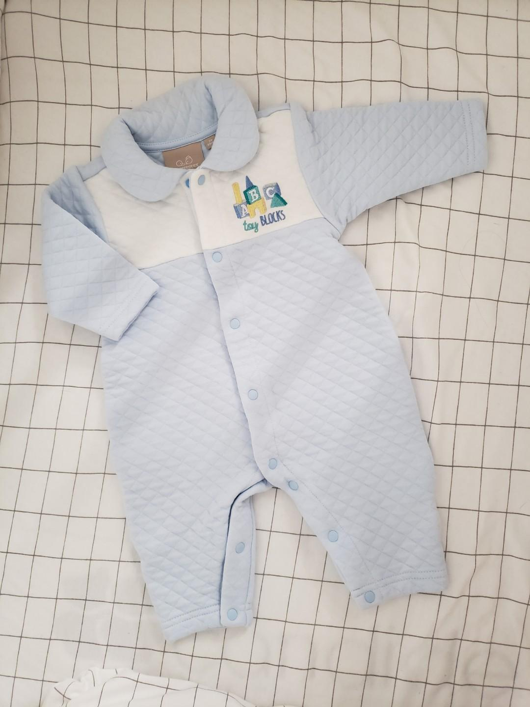 Chickeeduck Winter Onesie