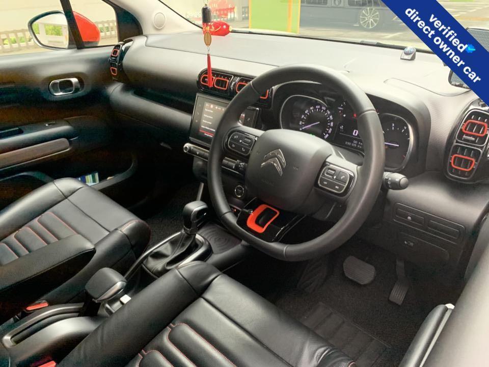 Citroen C3 Aircoss shine  Auto