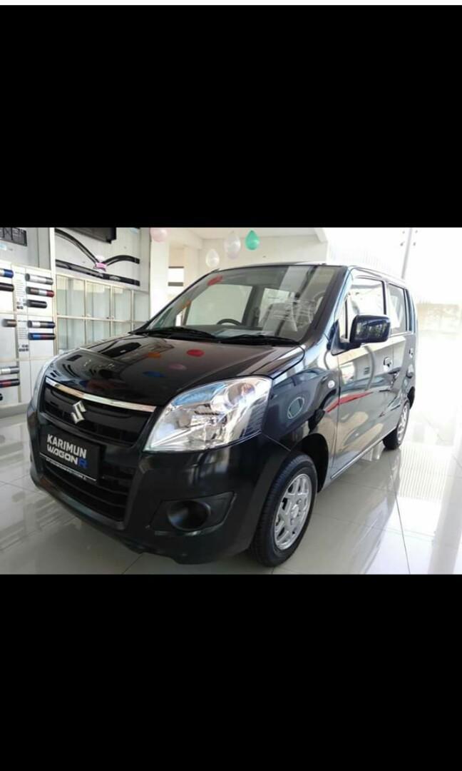 Dp 10jt Free Angsuran 2x NIK 2019 Cuci Gudang Suzuki Karimun Wagon R