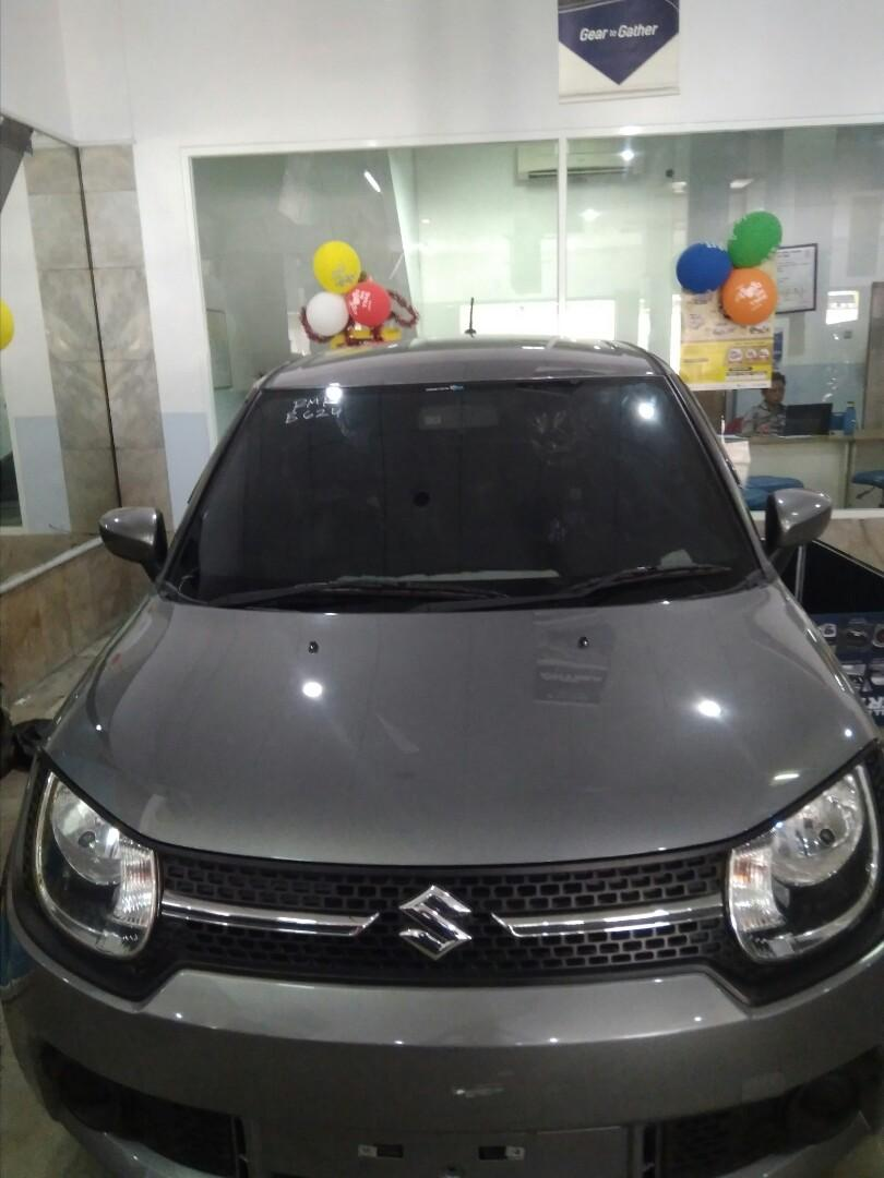 Dp 12Jt Suzuki Ignis Free Angsuran 2x NIK 2019 Cuci Gudang