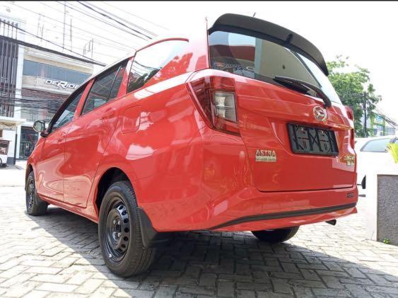 DP MURAH Daihatsu Sigra mulai 8 jutaan. Daihatsu Pamulang