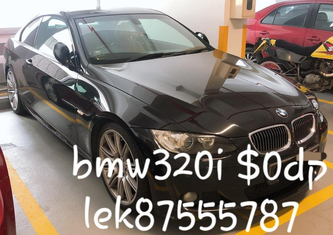 FOR SALES ONLY (BMW 320i coupe) 03 /2011