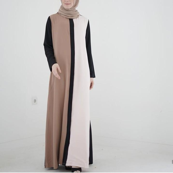 Nugh Dress Mocha House of Amee