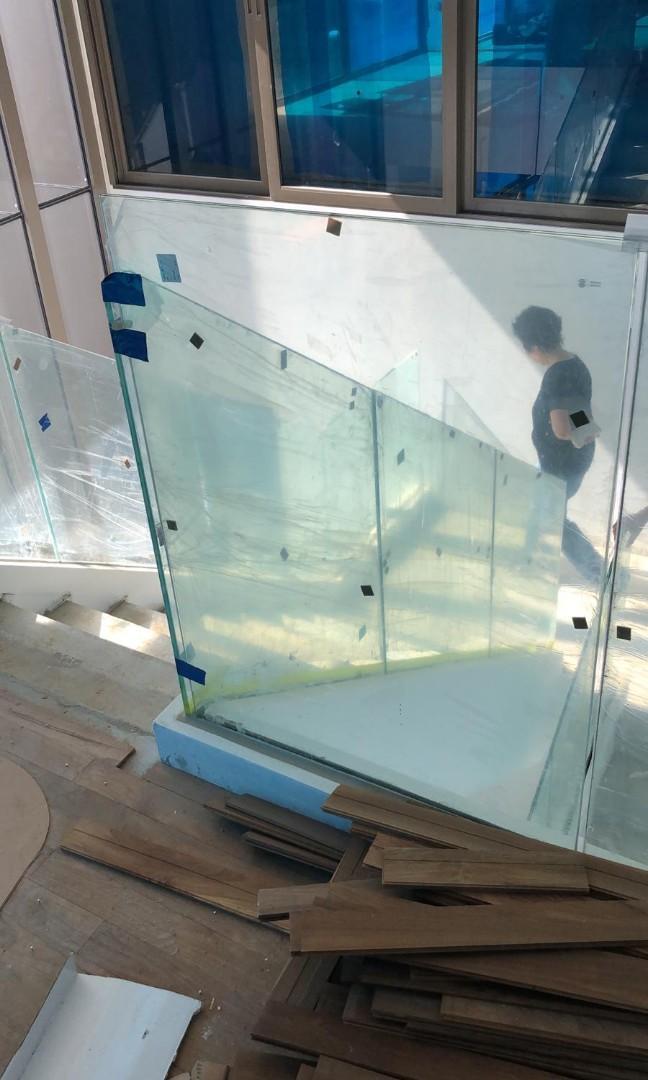 Glass Door & Partition