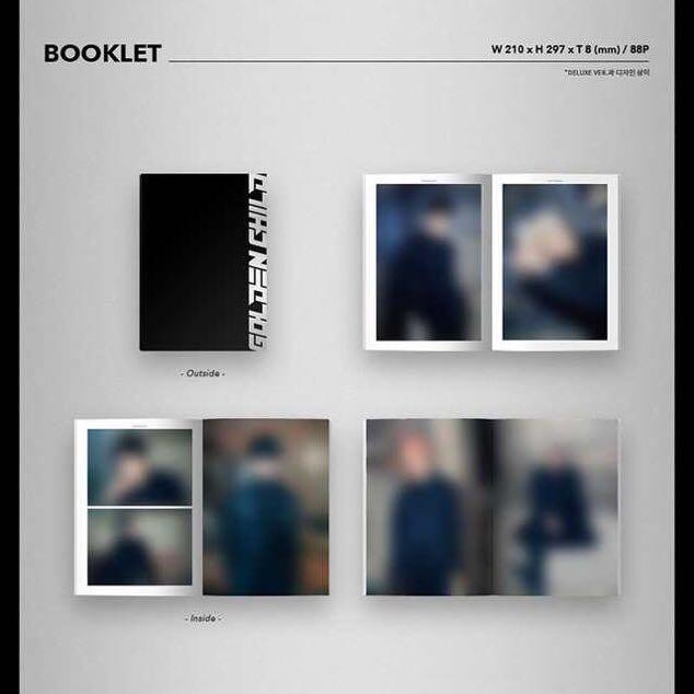 Golden Child - Album Vol.1 [Re-boot] (Normal Ver.)