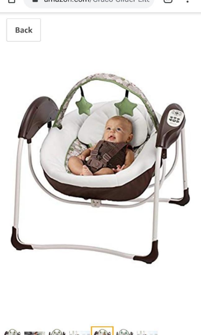 Graco Glider LX Lite Baby Swing