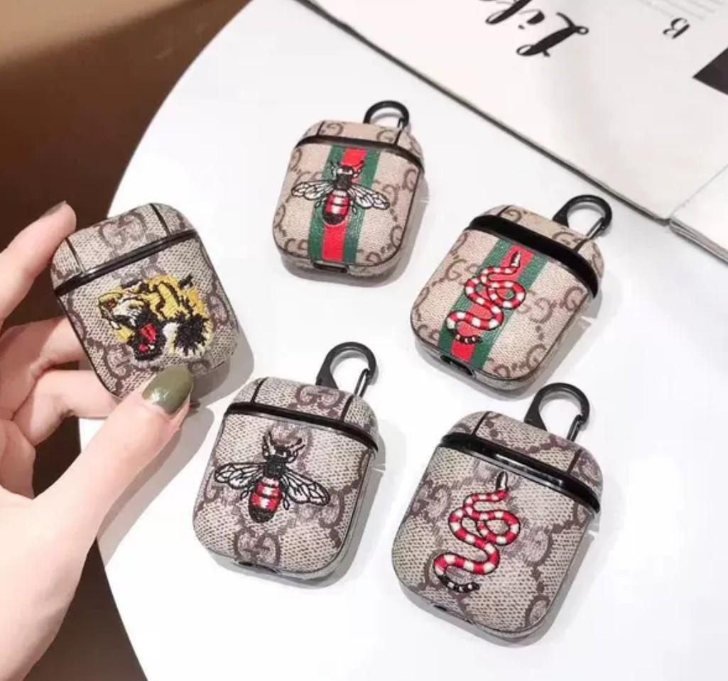 Gucci Apple Airpods Airpods 2 Earphone Case Mobile Phones