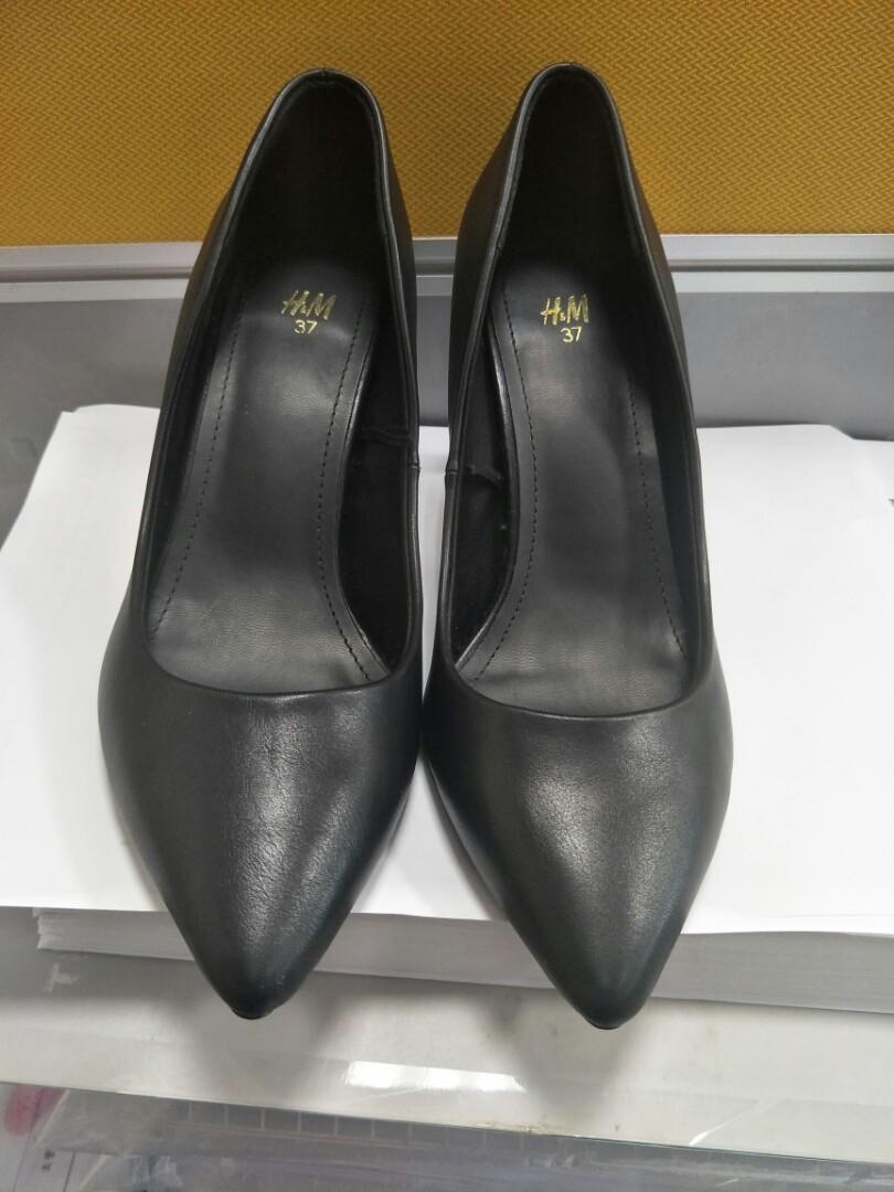 全新H&M根鞋