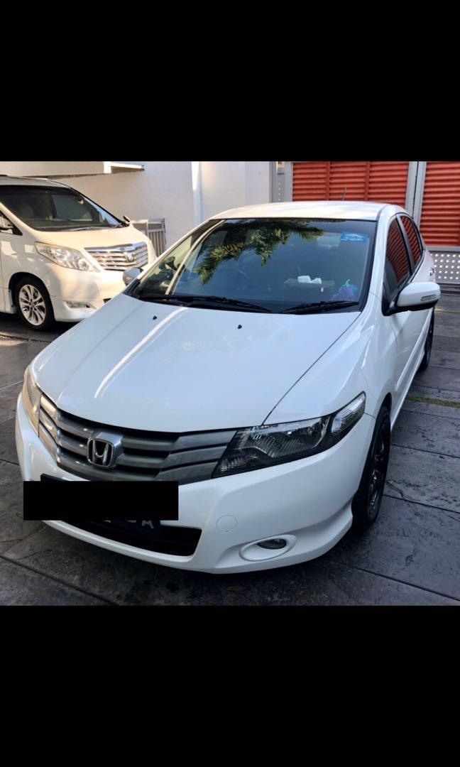 Honda City 1.5 LX i-VTEC (A)