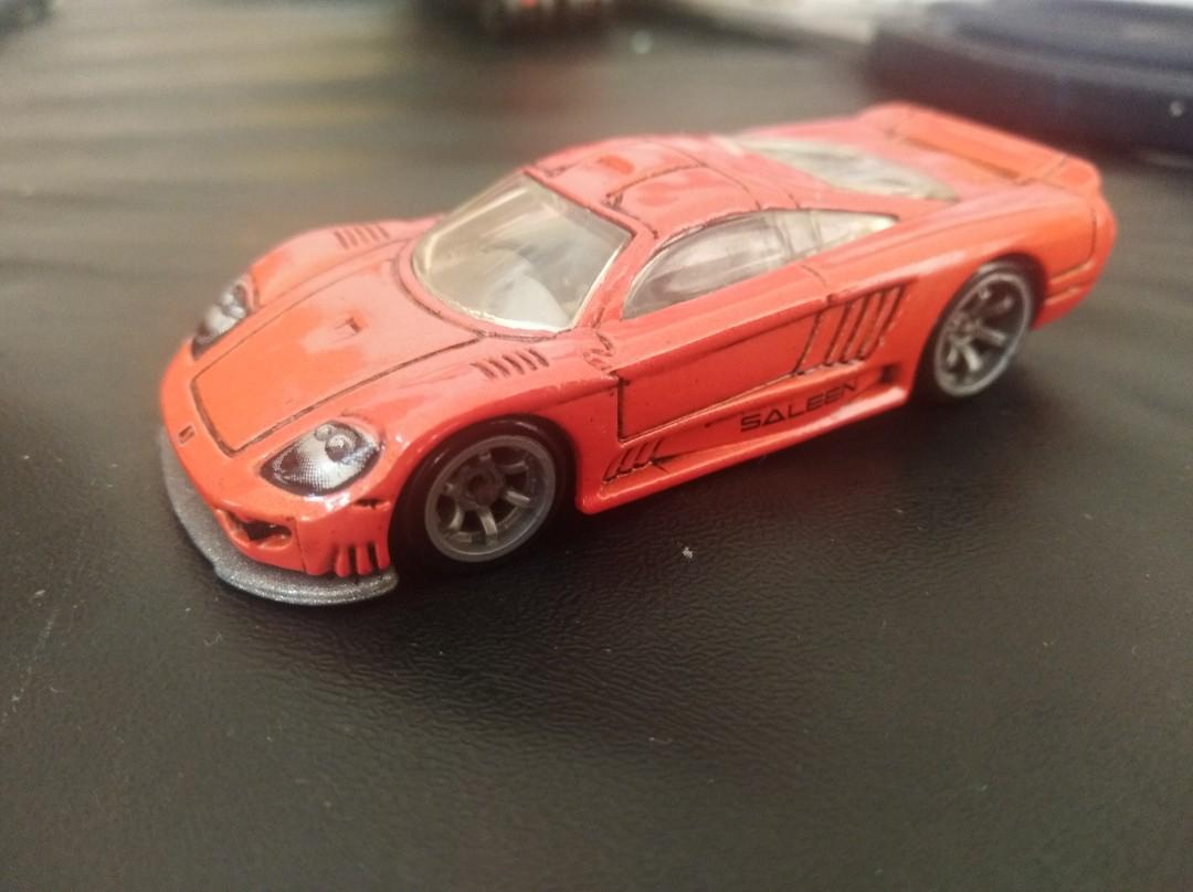 Hot wheels S7