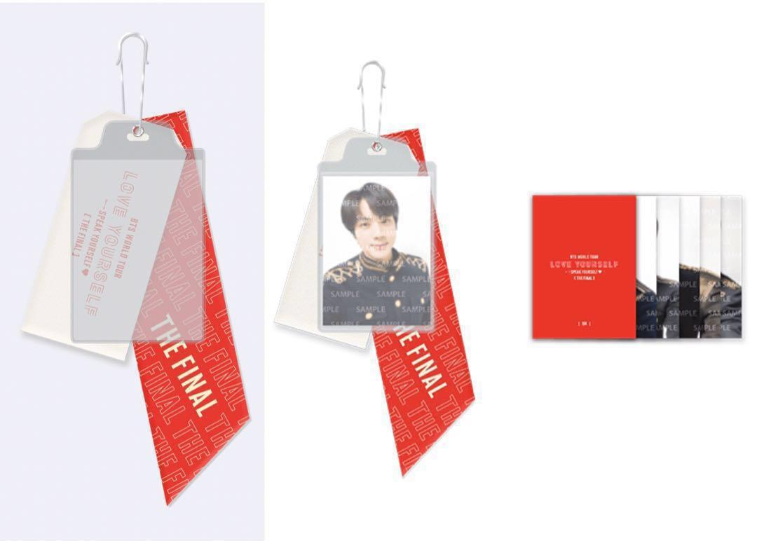[READYSTOCK] BTS SY SPEAK YOURSELF FINAL MD