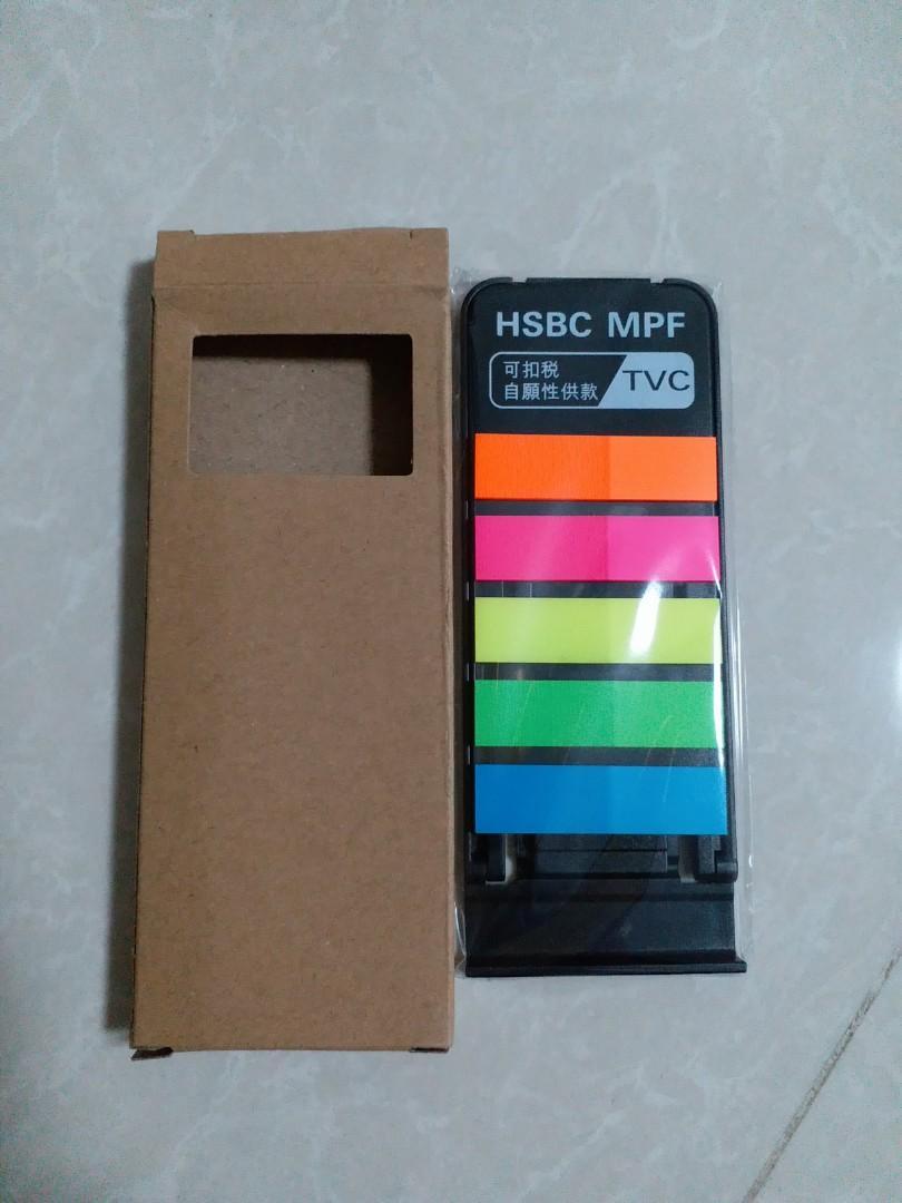 手機/ipad Mini Holder 連5色Memo紙