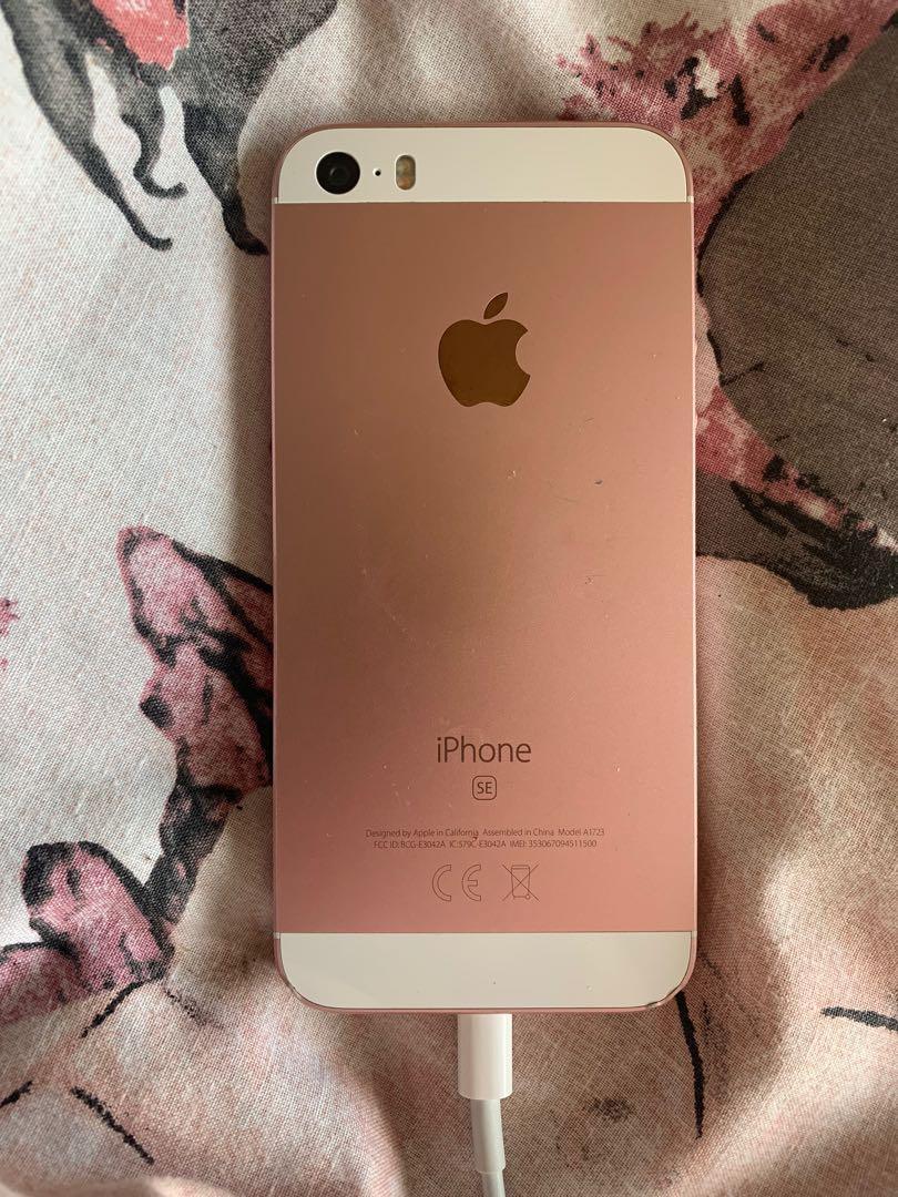 Iphone 5SE - 32gb