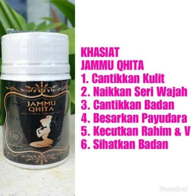 Jamu Qhita Montok + Free Gift