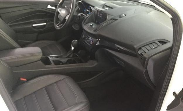 Jc car Ford Kuga 2017年 1.5L渦輪 小改款頂級版 全景 電尾 盲點 省油省稅好保養 熱門休旅