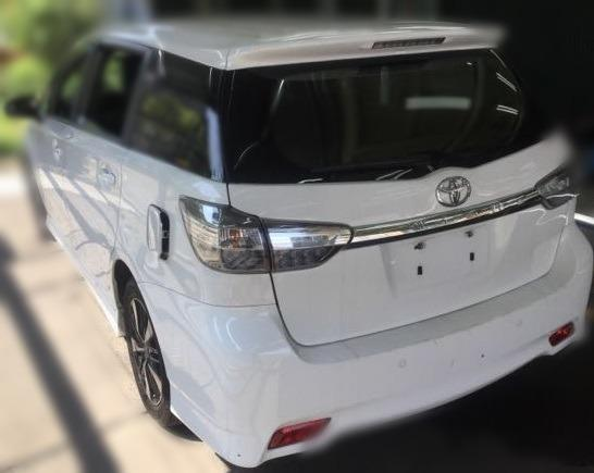 Jc car  Toyota Wish 2016年 末代小改款 2.0L 七速CVT 舒適大空間 優質休旅