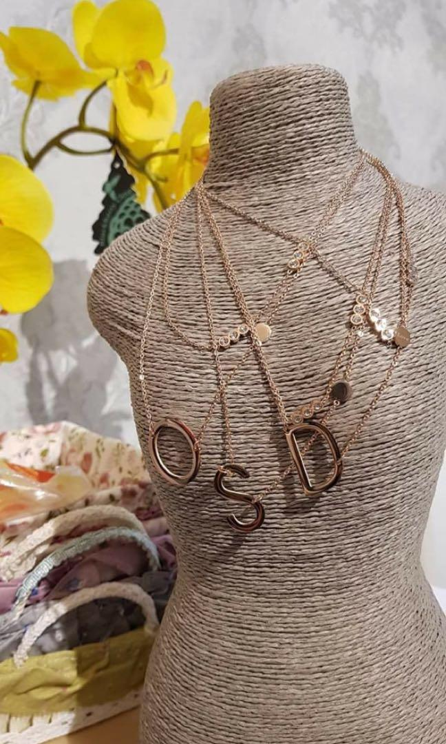 Kalung 2 layer