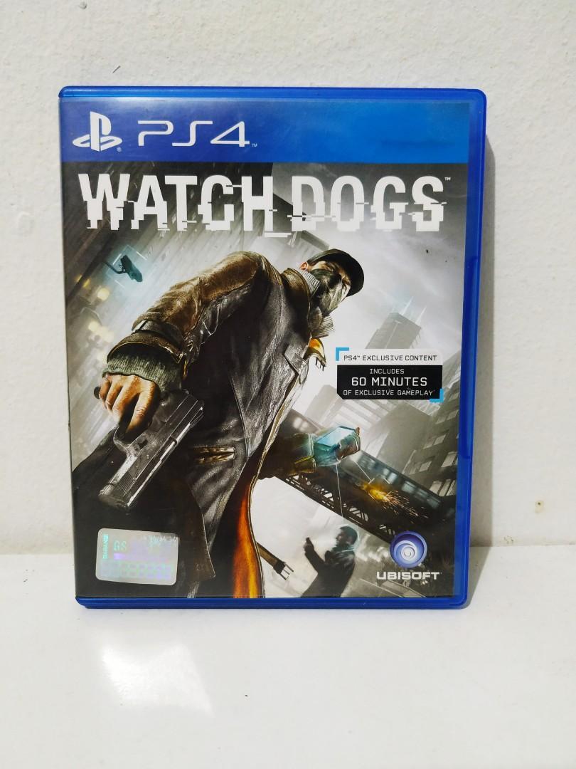 KASET PS 4 WATCHDOGS REG 3