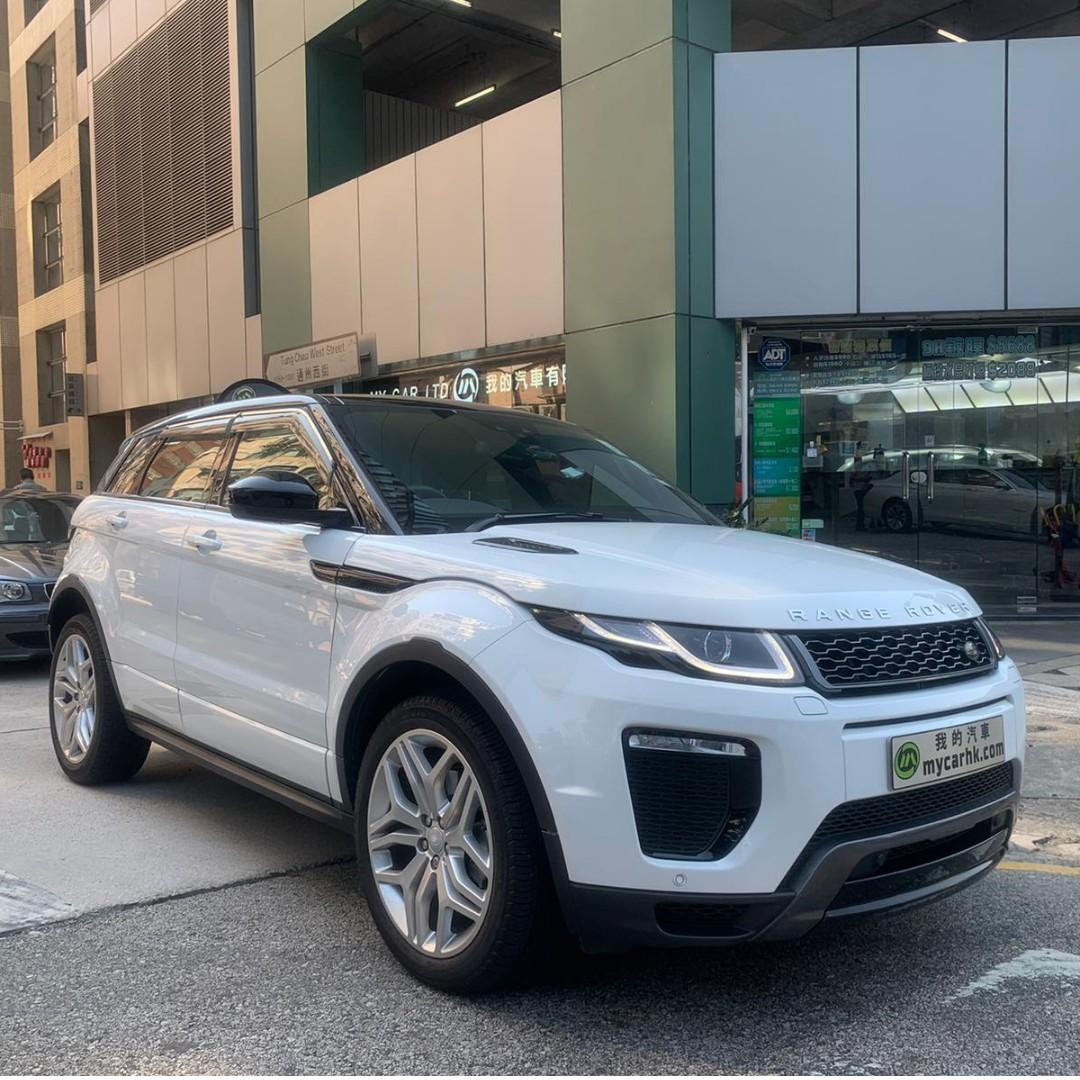 LAND ROVER RANGE ROVER EVOQUE DYNAMIC 2018
