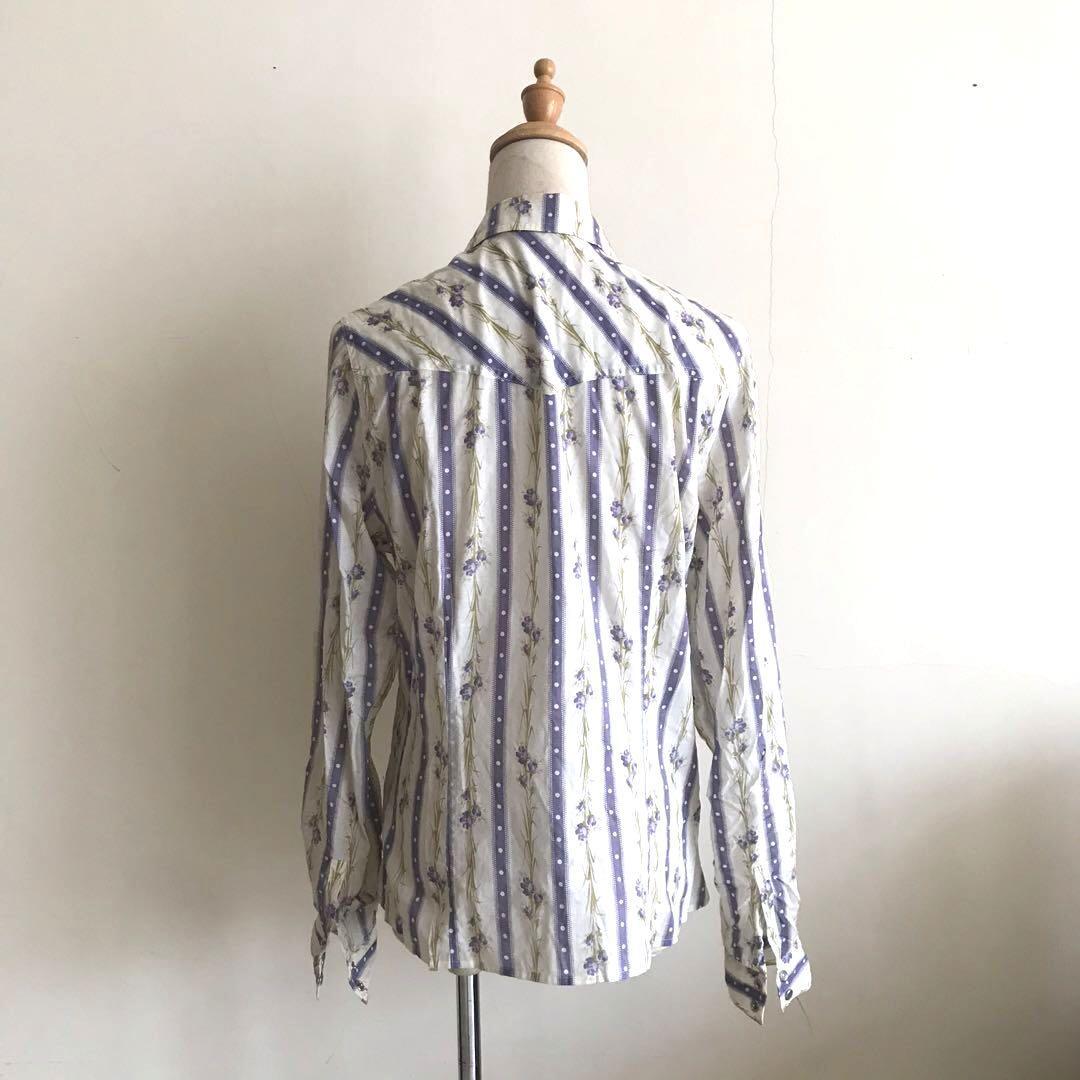 Lavender  Vintage  Shirt