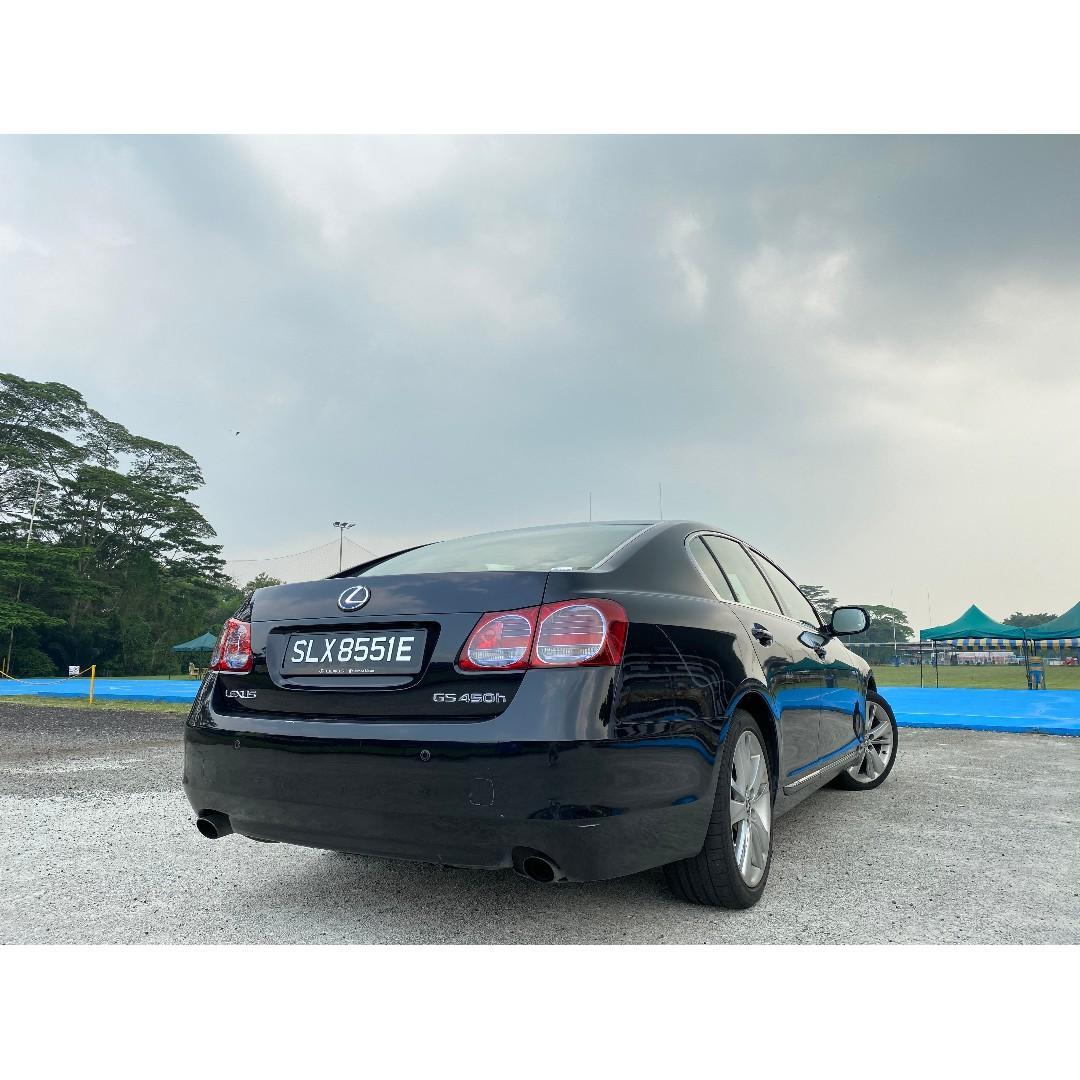 LEXUS GS450H ( Hybrid  )