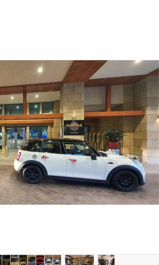 Mini One 2018 for Rent