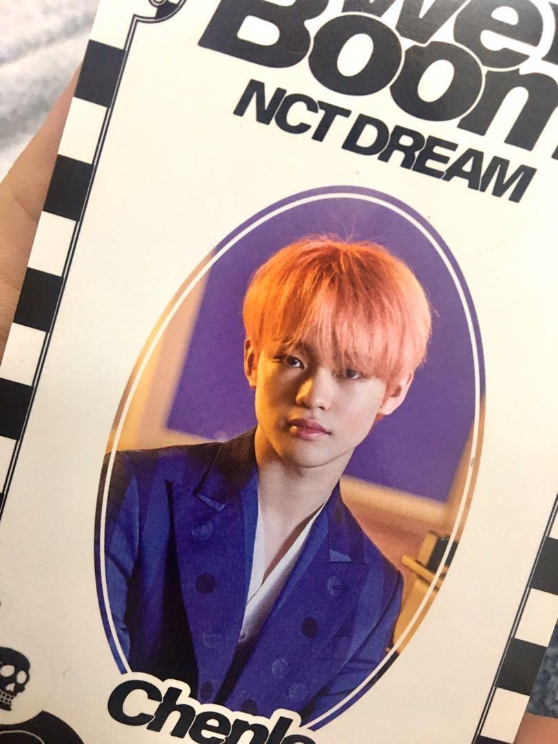 [WTS] NCT Dream CC (Circle card) & SC (Scratch card)