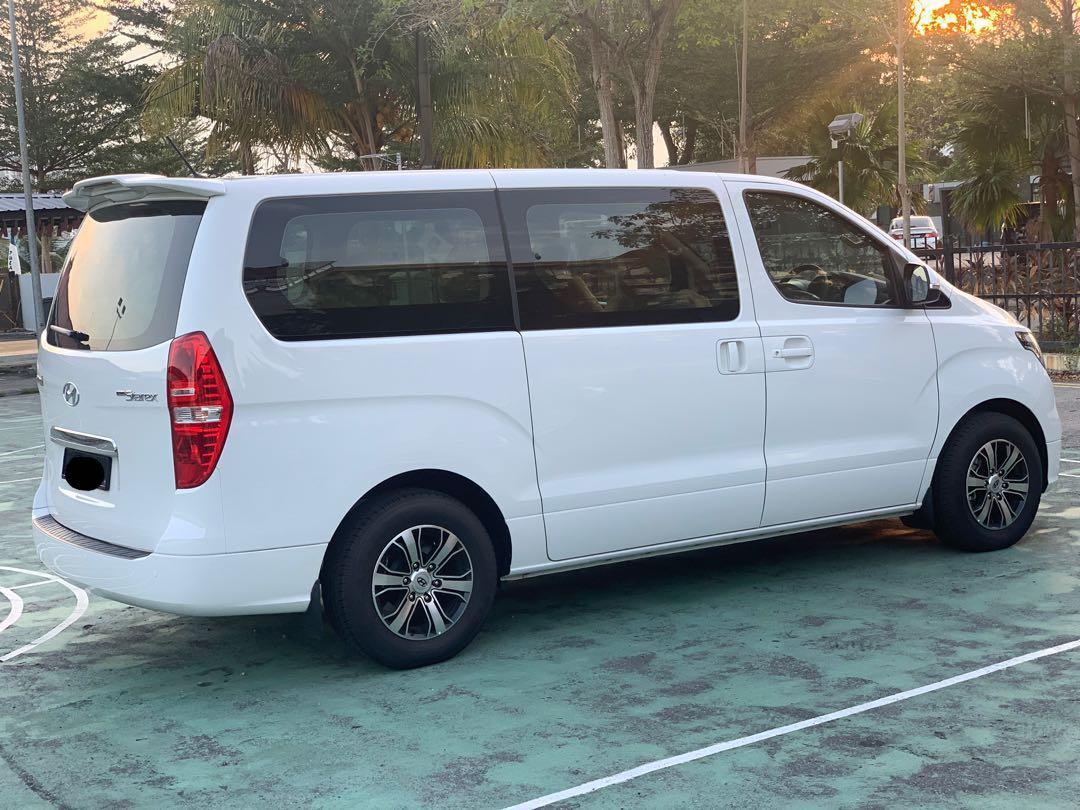 New 2019 Mpv hyundai starex rental transport tour transfer