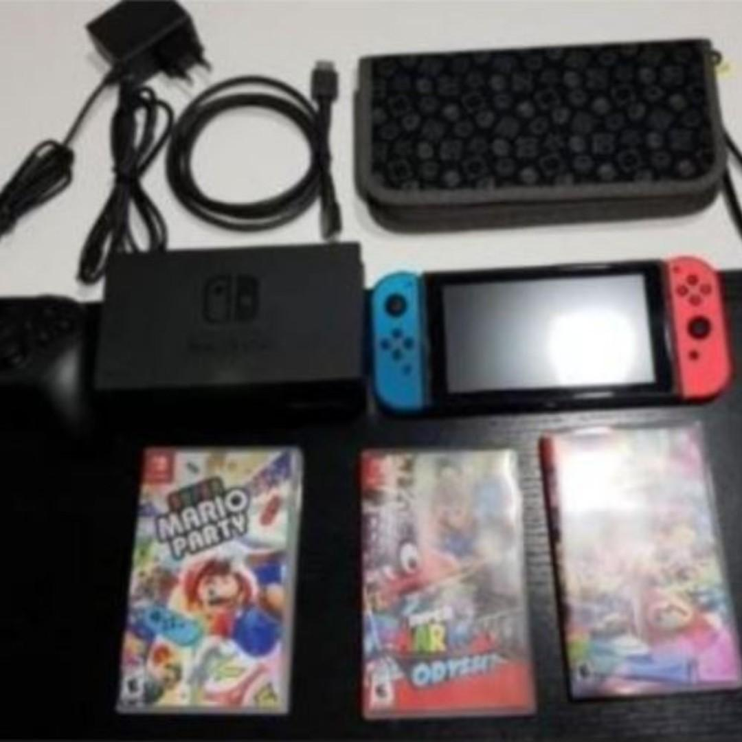 Nintendo Switch Gen 1