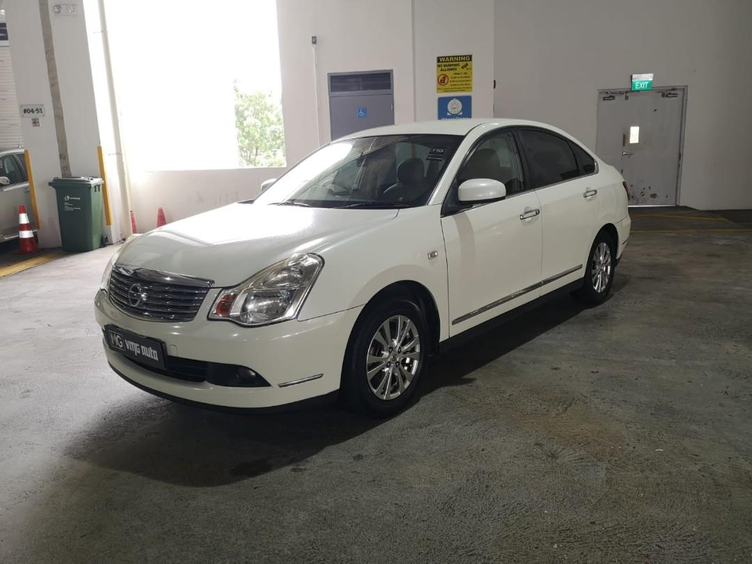 Nissan sylphy available for long term leasing