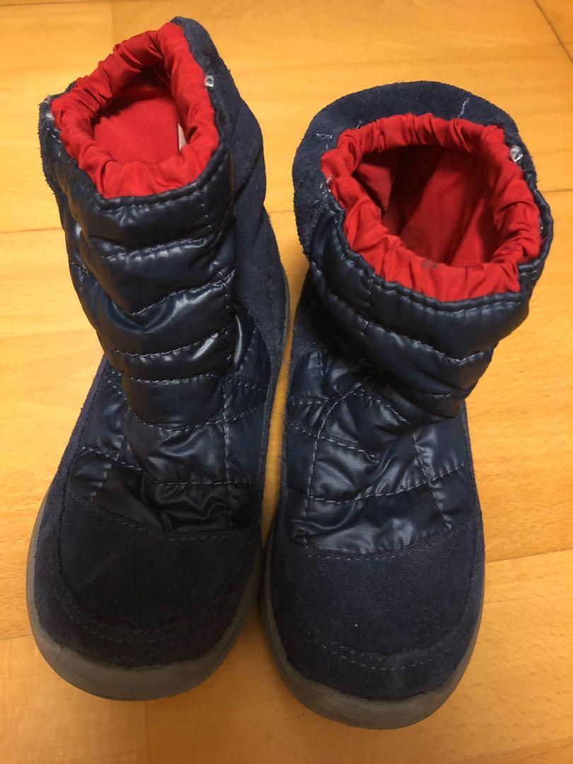 North face kids boots/ toddler