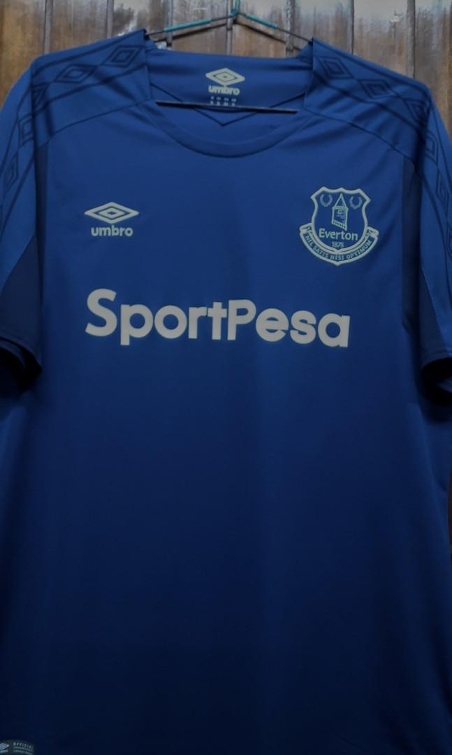 Original Everton Home 17/18