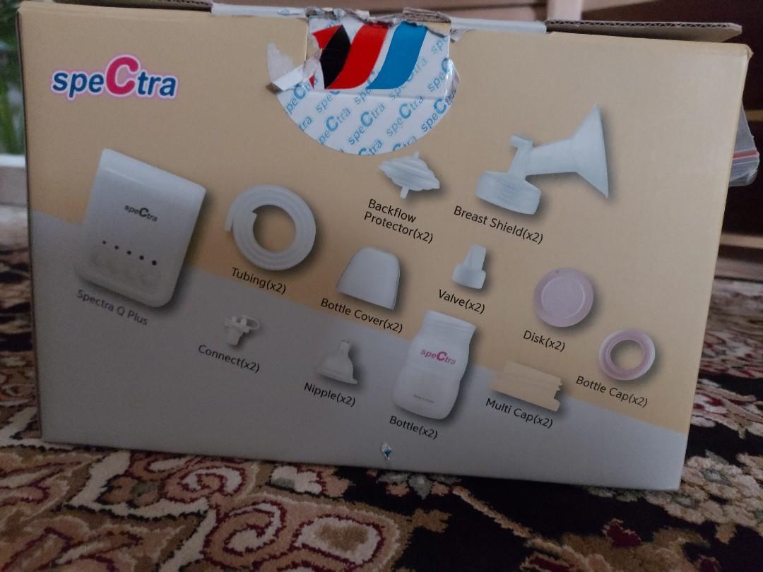 Pompa asi elektrik (electric breast pump)