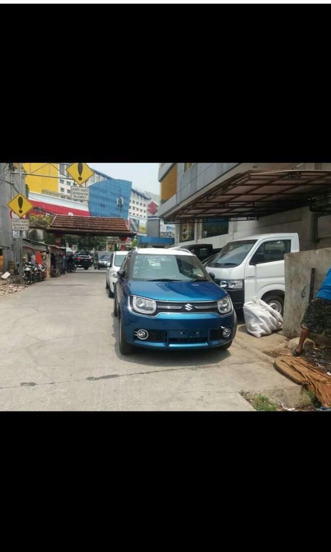 Promo Suzuki Ignis DP 13jt Free Angsuran 2x NIK 2019 Cuci Gudang