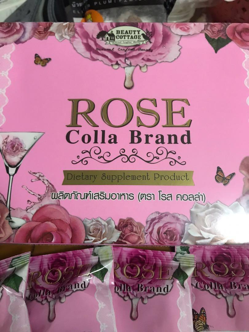 骨膠原Rose dietary supplement