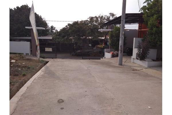 Rumah cluster baru di Jatisari Jatiasih Bekasi kota