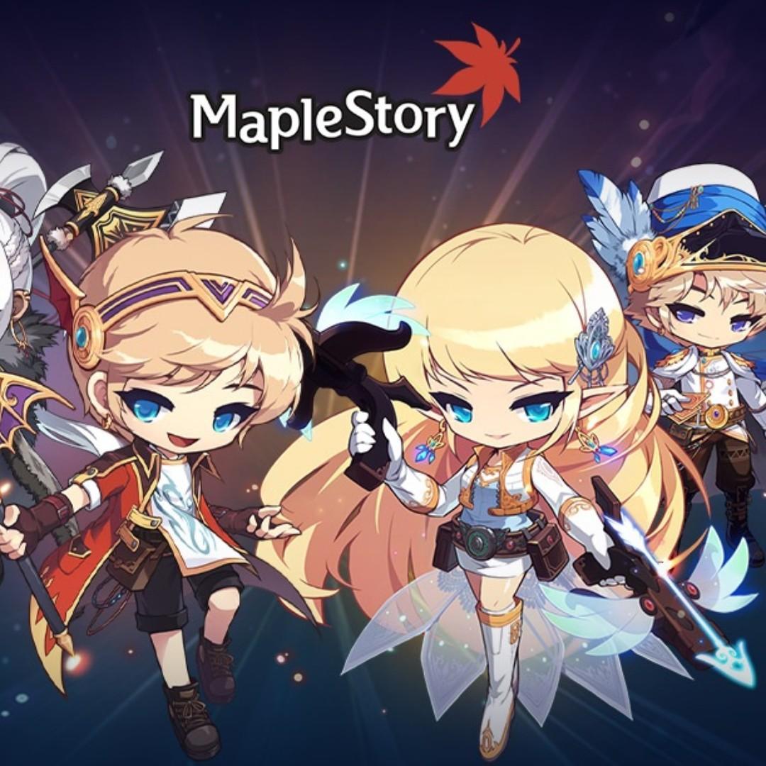 Selling MapleSea/Maplestory Level 242 Windbreaker Draco