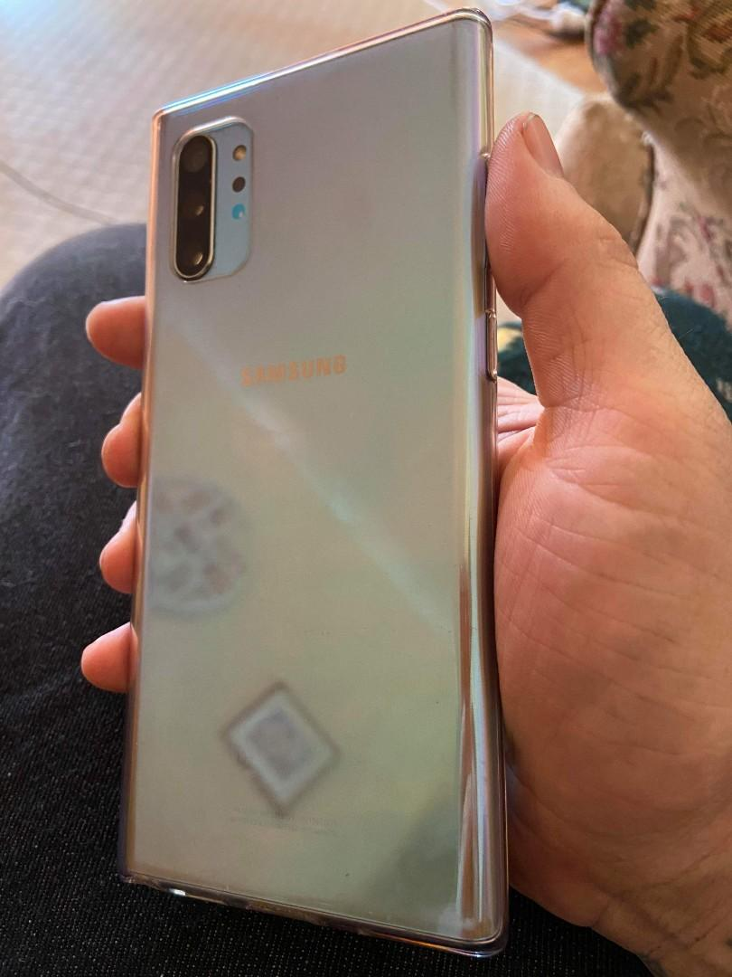 Samsung galaxy note 10+ reduced price due to moving