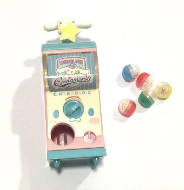 Sanrio Cinnamoroll 扭蛋機