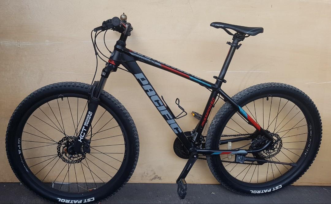 Sepeda MTB 27,5 Pacific Masseroni 5,0
