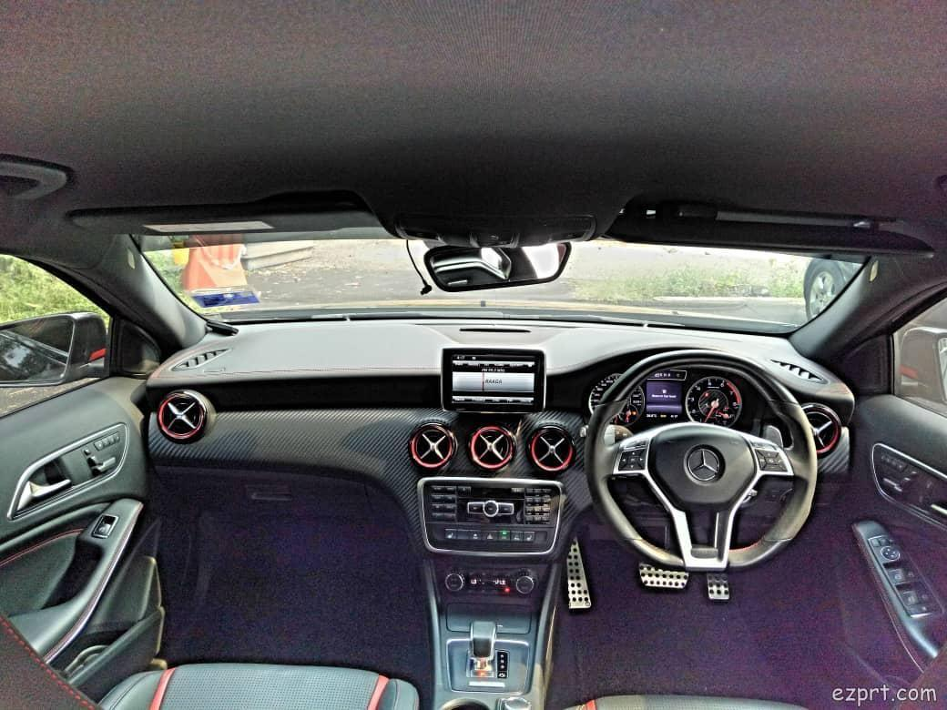 SEWA BELI>>MERCEDES-BENZ A45 AMG 4-MATIC 2.0  WITH TWIN TURBO 360 HP 2013/2018