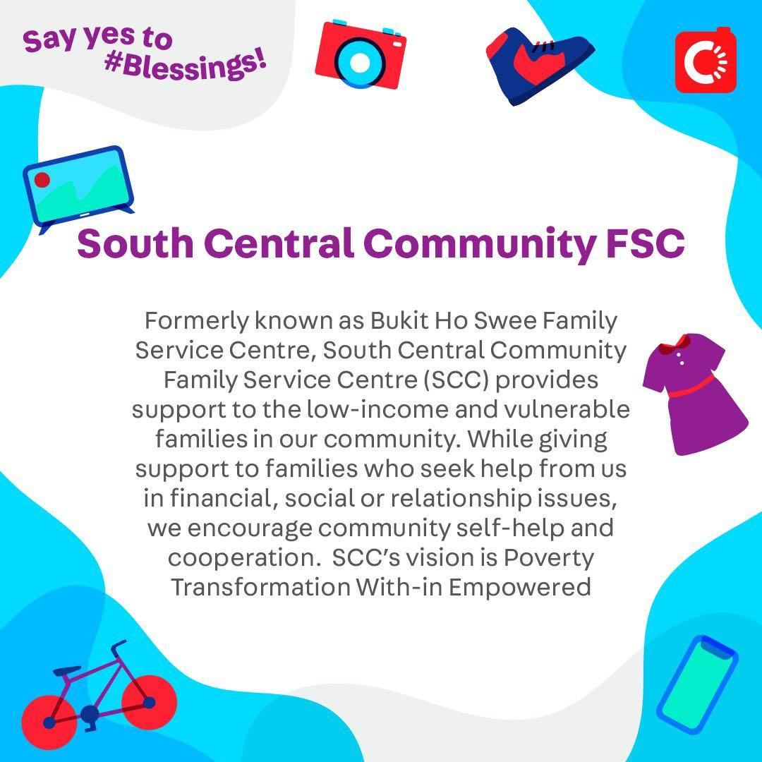 South Central Community FSC is looking for...