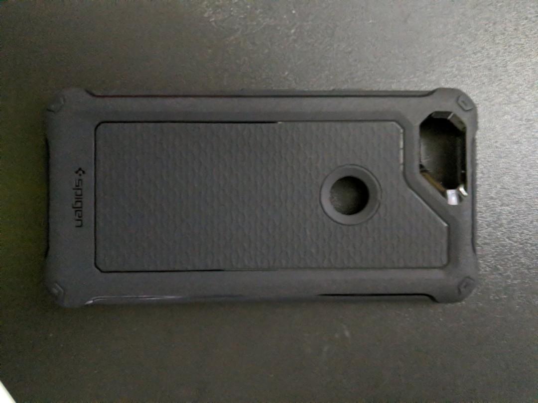 Spigen Rugged Armor Extra Case for Google Pixel 2