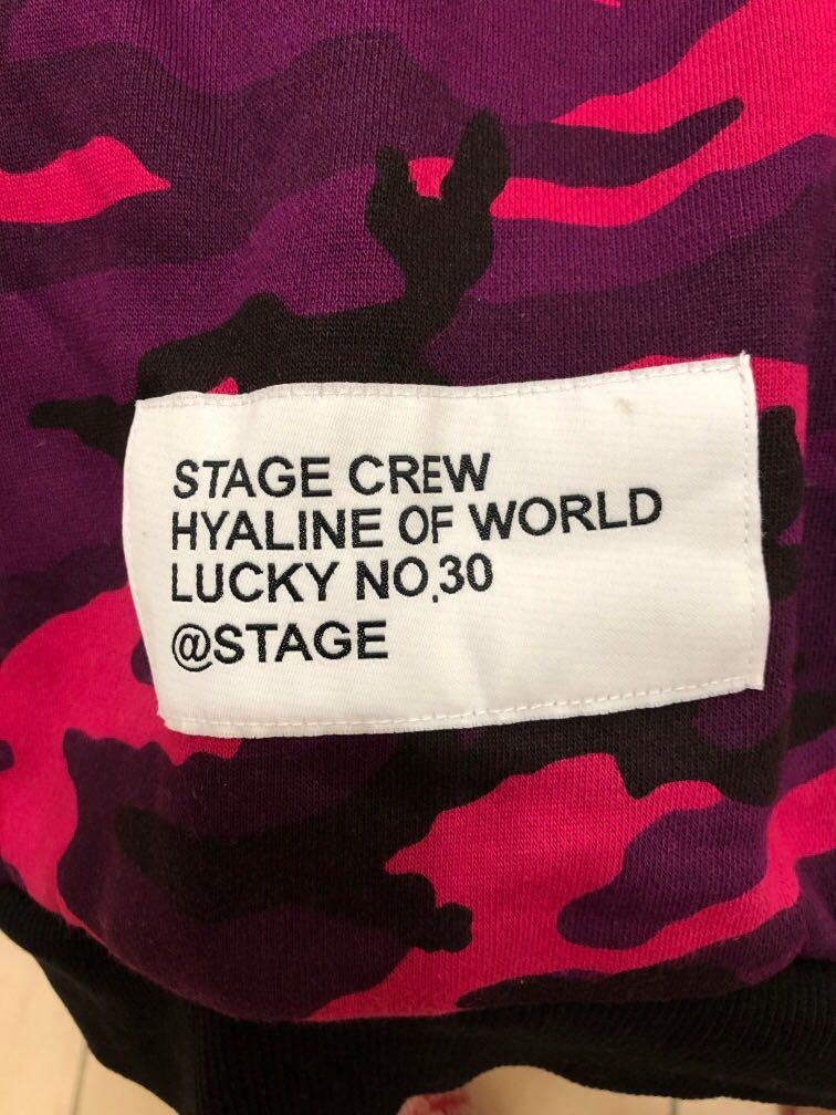 Stage 連帽上衣(含運)