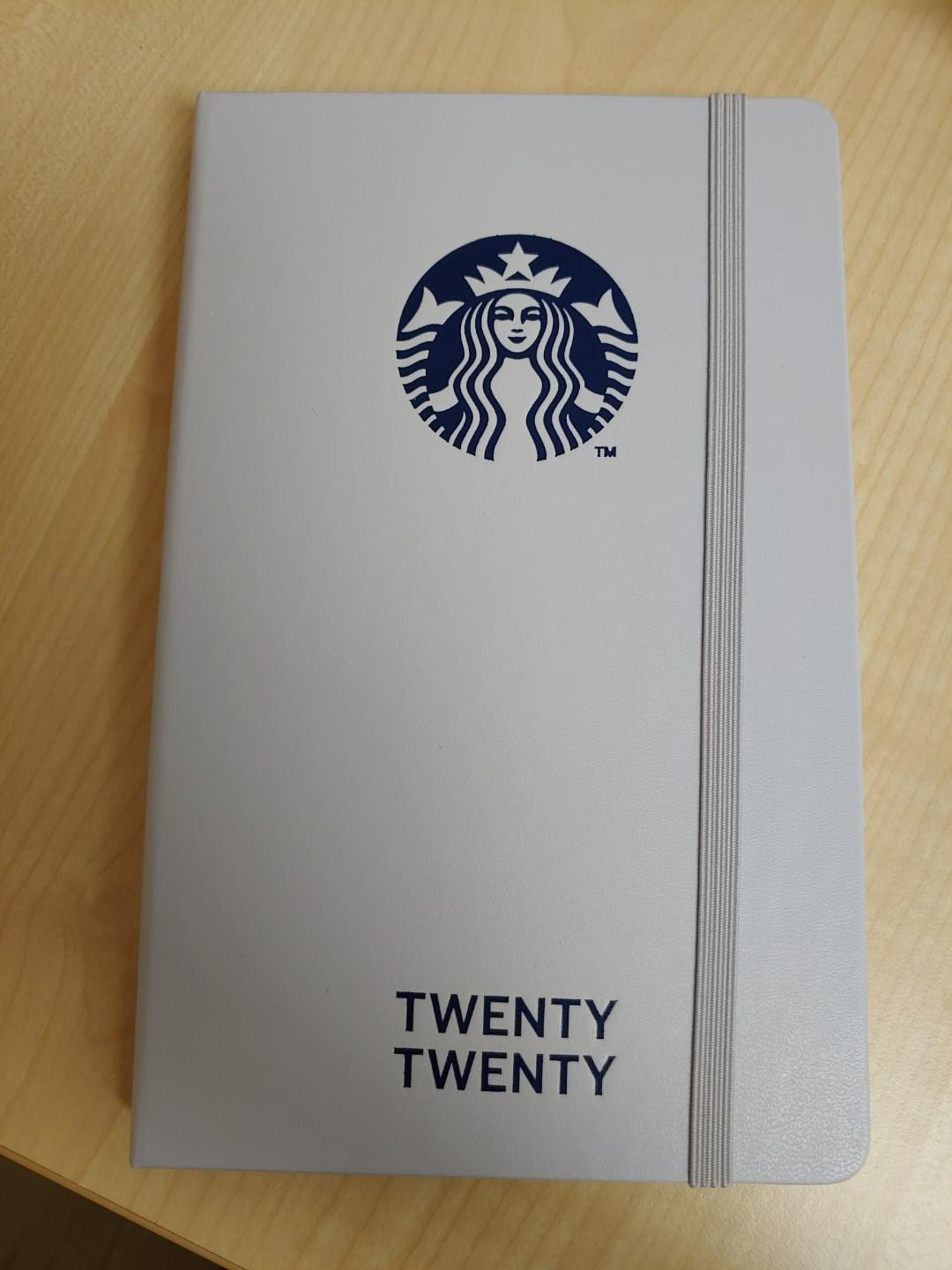 Starbucks 2020 Planner by Moleskine