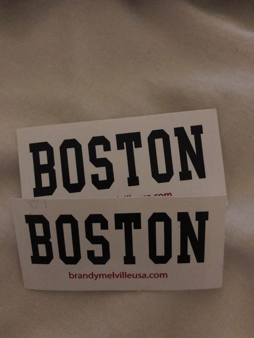 Sticker Brandy Melville