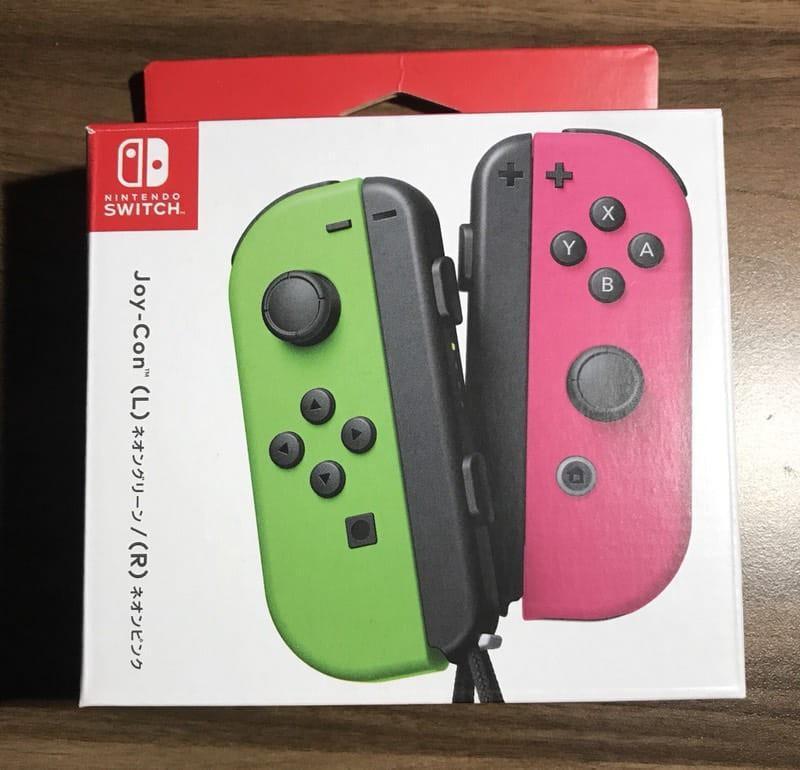 [要訂]Switch原裝手掣(joycon)