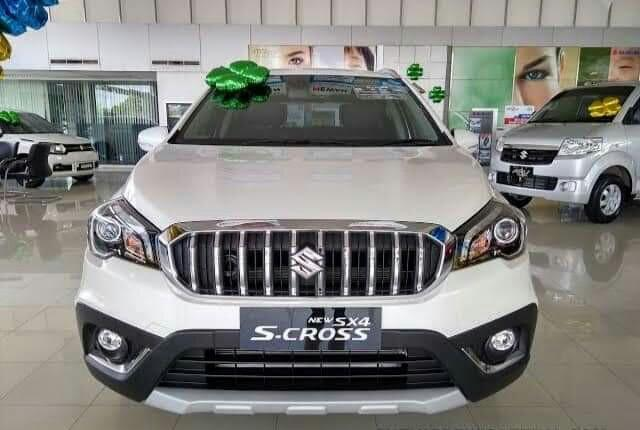 Sx4-SCROSS NIK 2019 Automatic Stock Terbatas Cuci Gudang