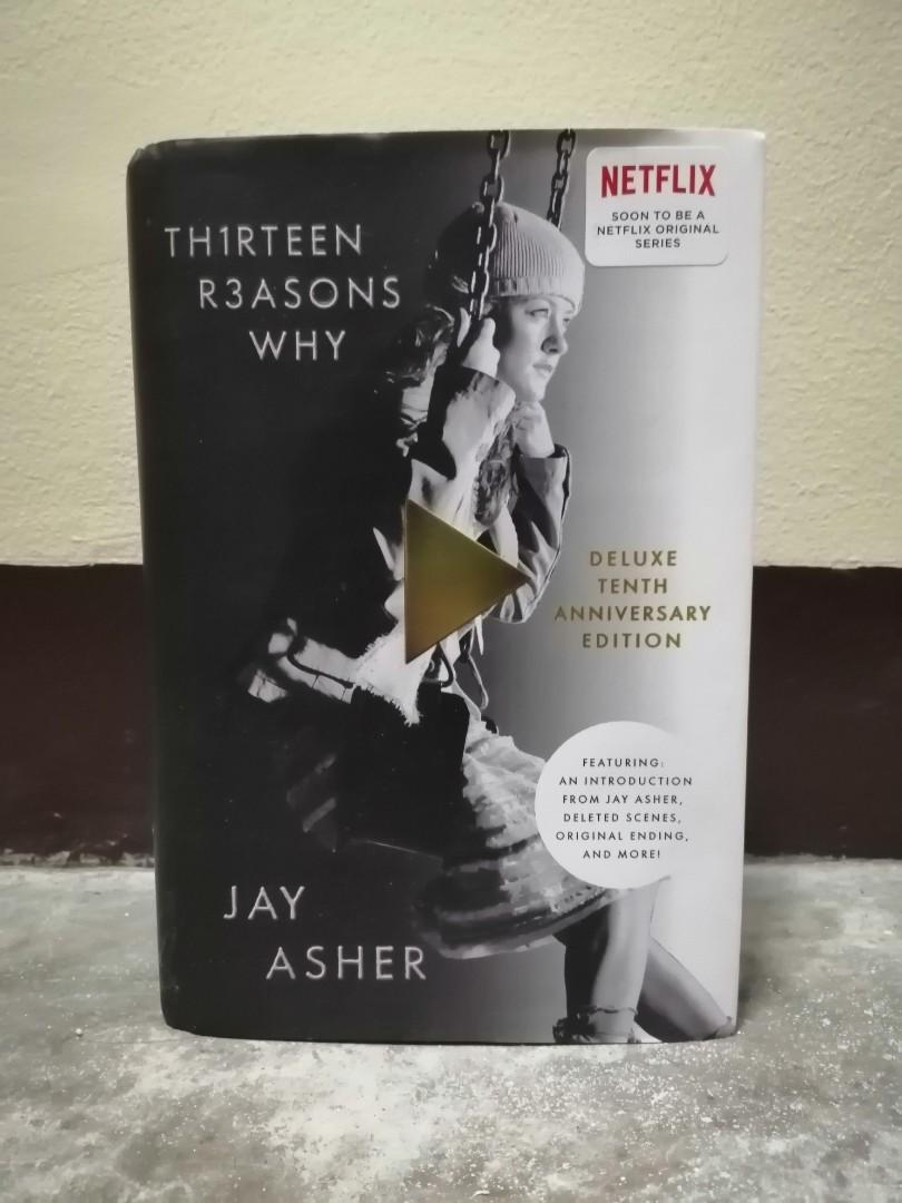 Thirteen Reasons Why 10th Anniversary Edition (Hardbound with FREEBIES) By Jay Asher